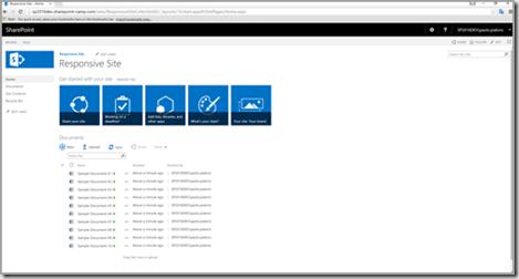 PnP-Responsive-Desktop